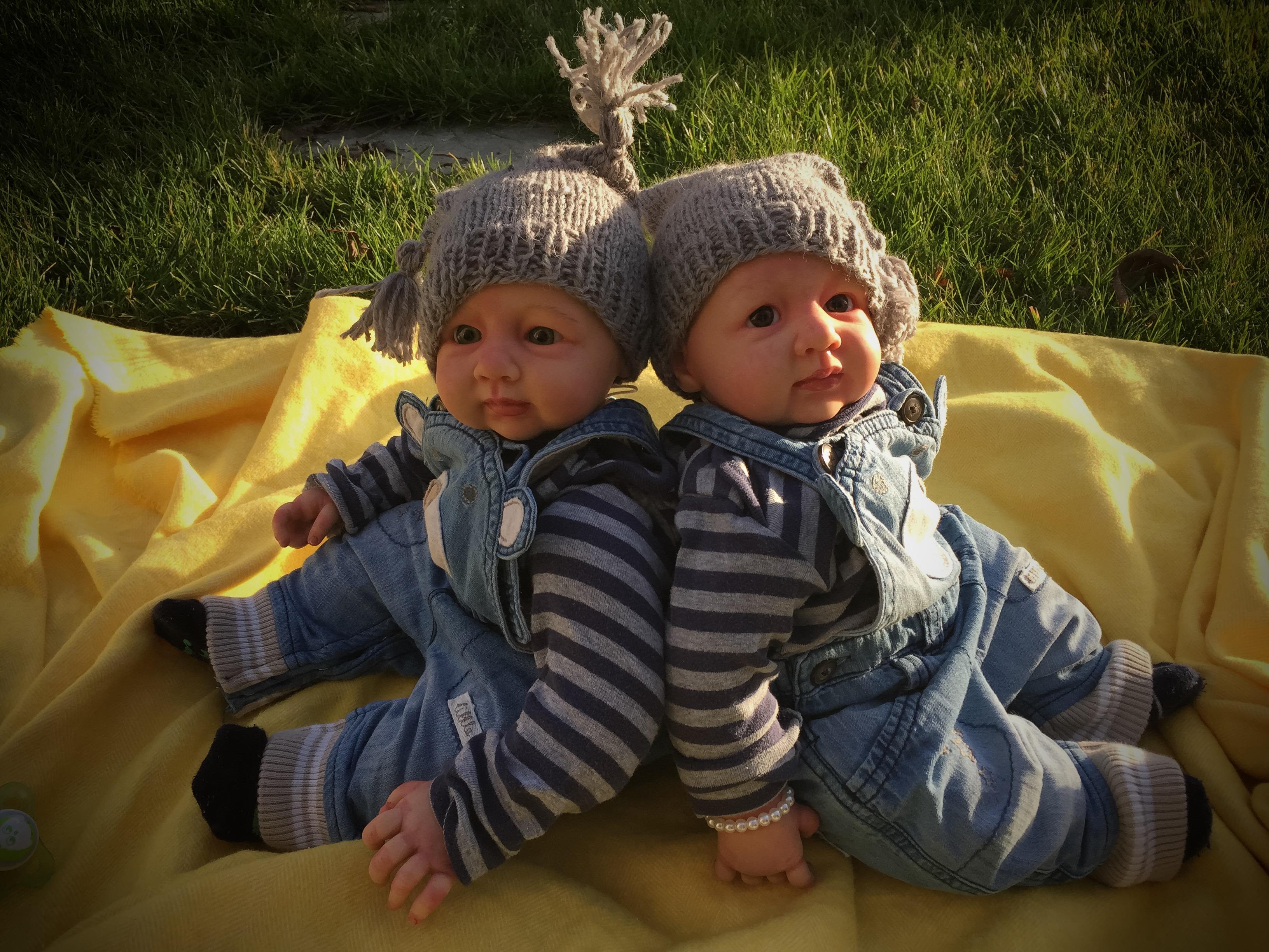 Bea\'s Reborn Atelier − Zwillinge : Nino und Max (Haben ein schönes ...